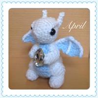 April Dragon by Amaze-ingHats