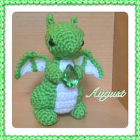 August Dragon by Amaze-ingHats