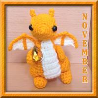November Dragon by Amaze-ingHats