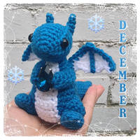 December Dragon by Amaze-ingHats