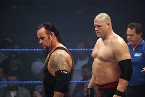 WWE - SD08 - Taker + Kane 02 by xx-trigrhappy-xx
