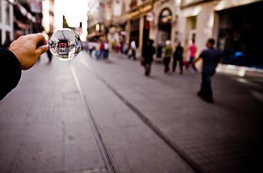 66- Magnifying Glass... V by salihagir
