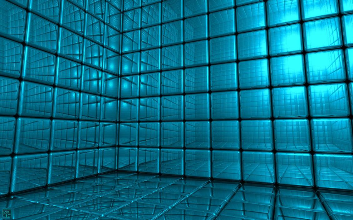 qubiq room 4.4 2560x1600 by rotane