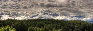 Panorama Plattnerhof (HDR) by rotane
