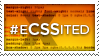 #eCSSited stamp by rotane