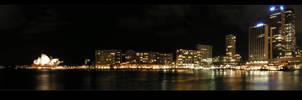 Panorama Sydney: Circular Quay by rotane
