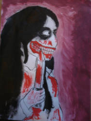 JeFF THe KiLLeR by blackmasterbmx