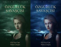 OZGURLUK SAVASCISI / WATTPAD BOOK COVER by Aysetetik