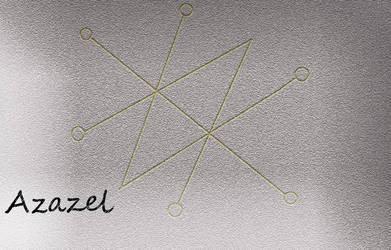 Azazel Sigil by aazazel