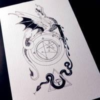 Blood of the Dragon by Rhynn