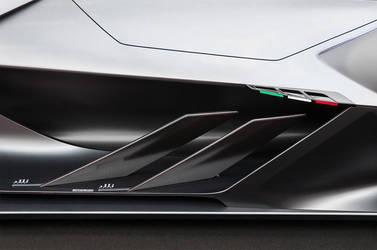 Lamborghini Terzo Millennio by Yannh76