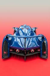 Ligier JS P4 by Yannh76