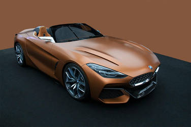 BMW Concept Z4 by Yannh76