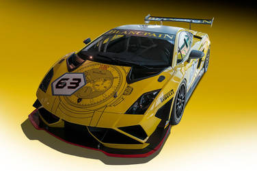 Lamborghini Gallardo Super Tropheo LP 570-4 by Yannh76