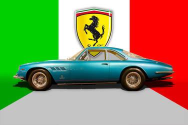 Ferrari 500 Superfast by Yannh76