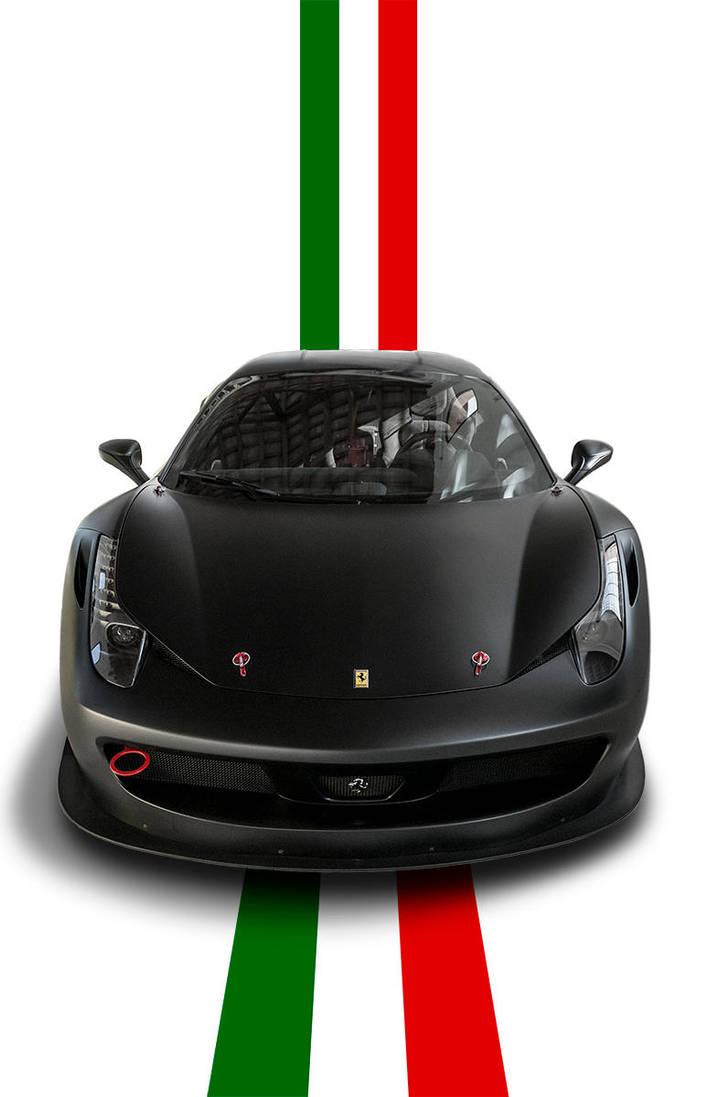 Ferrari LaFerrari M5 Prototype by Yannh76