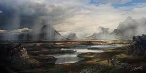 The Rains Way by ZuluSplitter
