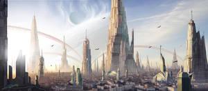 Metropolis by ZuluSplitter