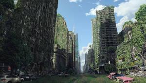 Lost City by ZuluSplitter