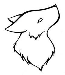 Wolf Tattoo by ts-heidi