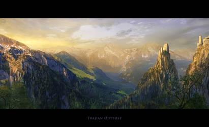 Trajian Outpost by MichaelO