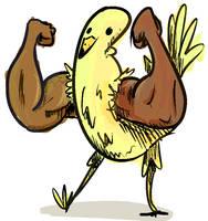 bird by Irongasm