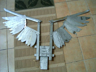 on metal wings by lighryou