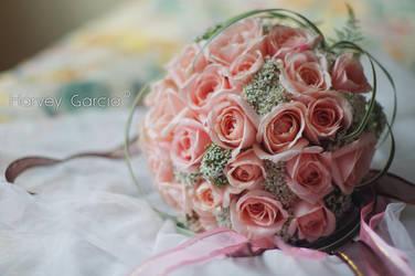 Flower bouquet by habihyejun