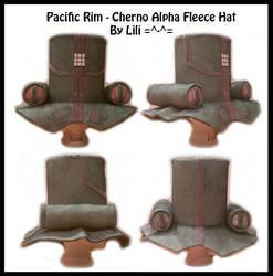 Pacific Rim - Cherno Alpha Hat by LiliNeko