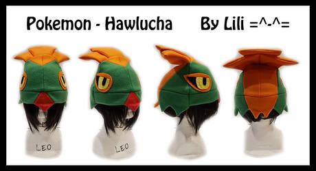 6th Gen - Hawlucha Hat by LiliNeko