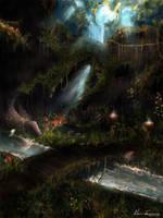 Skullbridge - a little clooser by bm