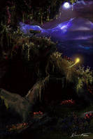 Fantasyscene - The Valley by bm