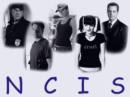 N.C.I.S. Season 3-4 by Akira-Illuser