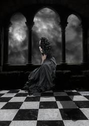 The Lady of Darkness by TamaraTashante