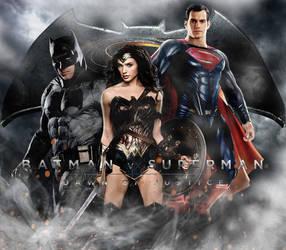 Batman v Superman Dawn of Justice fanart by TamaraTashante