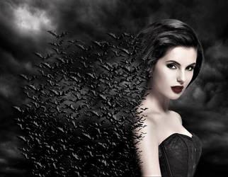 The Dark Angel by TamaraTashante