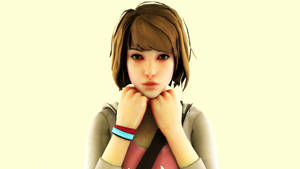 Max Caulfield by PedroAbecassis