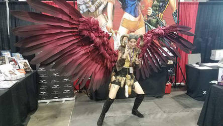 Denver Comic Con 2018 Friday Riyoko by FireMaster13