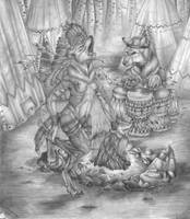 Tribal Voodoo by FireMaster13