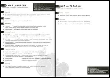 Fahd A. Paracha Resume by fahap