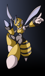 Bee Woman by AM05