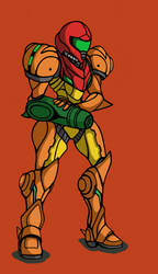 Metroid by AM05
