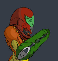 Metroid Fusion by AM05