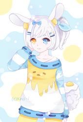 [Gift] Kya for @x-Cute-Kitty-x by Kris-i