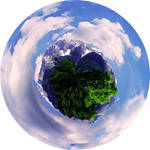 Alpenwelt by rontz