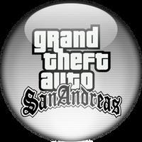 Silver Aqua GTA SanAndreas Ico by rontz
