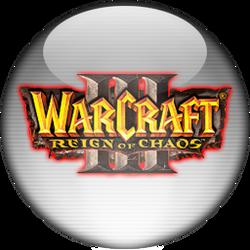 Silver Aqua Warcraft 3 Icon by rontz