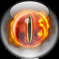 Silver Aqua LOTR-BFME Icon by rontz