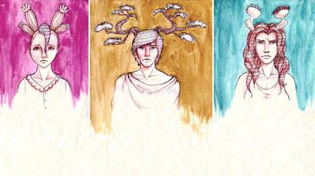 The Viridosapiens by ApertureEyes