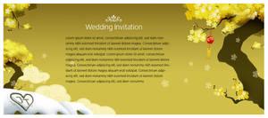 Wedding Invitation by thomasdian